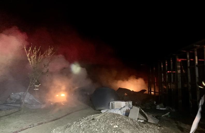 Matrimonio de adultos mayores murió al incendiarse su casa en sector rural de Lumaco